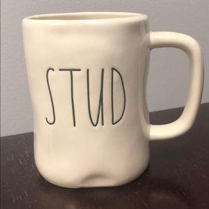 Rae Dunn Stud Mug NWT